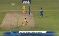 IPL 2009: Funny missed run-out