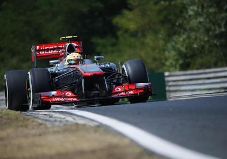 Hamilton wins pole in Hungarian Grand Prix