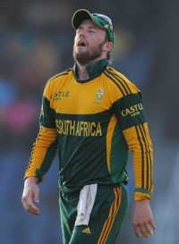 Humiliating Series Defeat for the Proteas