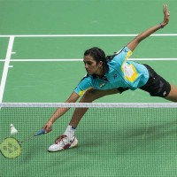PV Sindhu creates history at the Badminton World Championships