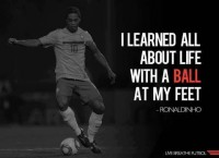 Ronaldinho - Ball at my feet