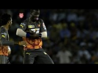 "Darren Sammy - EPIC ""Baby Dance"""