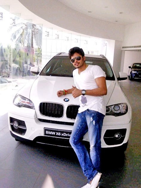 Top 11 Super Cars Of Indian Cricketers Sreesanth