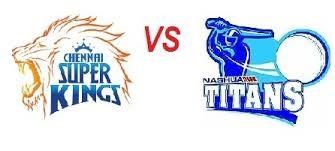 Match Report: CSK vs Titans