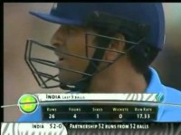 Longest Six by Sachin - OUT OF THE STADIUM