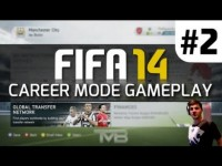FIFA 14 CAREER MODE GAMEPLAY! | Global Transfer Network Tutorial #2
