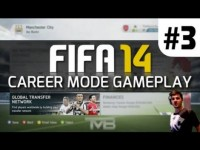 FIFA 14 CAREER MODE GAMEPLAY! | Global Transfer Network Tutorial #3