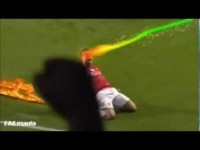 Football Special Effects Compilation FAILmania Goal Celebrations FX (funny)