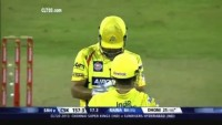 M S Dhoni just hit 5 massive sixes in over to PERERA in CLT20 2013 HD