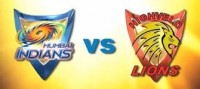 Mumbai Indians vs Highveld Lions - Match Report