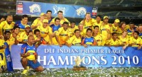 CSK in a Perfect form