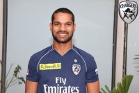Shikhar Dhawan - Another contender to captain India?