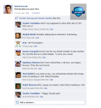 Rahul Dravid worried about his poor form before the big CLT20 final