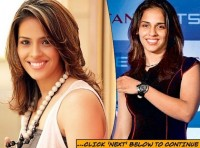 Saina Nehwal - the Badminton Champ