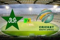Pakistan vs South Africa : 2nd Day stumps