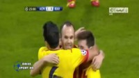 AC Milan vs Barcelona 1-1 - Goals & Highlights | UEFA Champions League | 22.10.2013