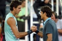 Roger Federer goes down valiantly to Del Potro
