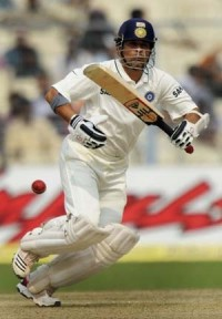 Sachin Tendulkar leads Mumbai to victory against Haryana in Ranji Trophy