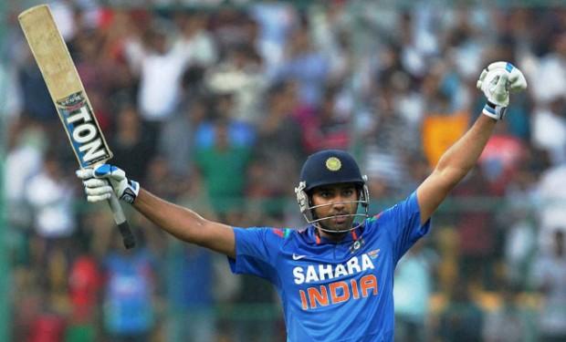 India v/s Australia 7th ODI: Double ton Rohit Sharma Powers India to Series Win