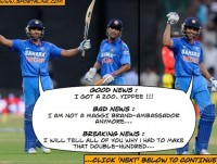 Rohit Sharma shares the SECRET of his 200