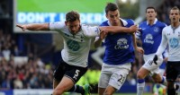 Barclays Premier League Match Report: Everton Vs Tottenham Hotspurs