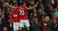 Barclay Premier League: Manchester United Vs Arsenal Match Report
