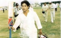 INCREDIBLE! Sachin's Debut Team