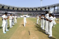 India vs West Indies 2nd Test : India win by an innings and 126 runs