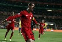 England slump, France feeling the blues while Ronaldo delivers