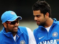 Who should bat at 4 for India in tests? Rohit or Virat?