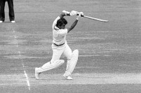 Sunil Gavaskar and the art of facing fast bowling