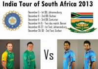 Indian Team announced for South Africa Tour