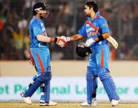 Rohit Sharma better than Virat Kohli ?