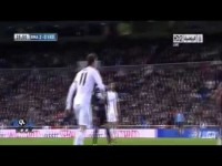 Gareth Bale scores a HATTRICK - Real Madrid vs Real Valladolid 4-0