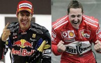 Winning the most number of races in a season makes Vettel the greatest ever?