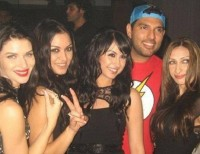 Yuvraj Singh - PLAY HARD and PARTY HARDER
