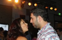 Yuvraj with a close friend