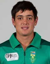 Is Quinton de Kock coming of age?