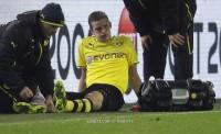 Injury Hit Borussia Dortmund