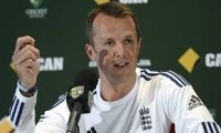 Swann's Swansong : Hit-wicket or Caught Behind?