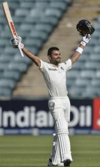 Virat Kohli- India's Next No. 4