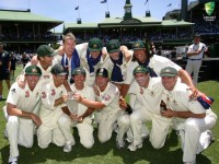 Aussies on their way to supremacy in world cricket?