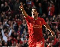 Luis Suarez: Can he propel Liverpool to the Premier League title ?