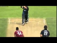 New Zealand's Corey Anderson hits the fastest Hundred in ODIs