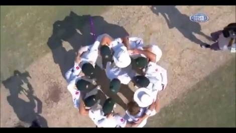 "Australian's Ashes Celebrations 2014 | ""Australia You Fucking Beauty"""
