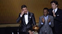 Ballon d'OR 2013: Cristiano Ronaldo wins the big prize for the 2nd time in his career