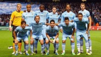 Manchester City: The front runner for the English Premier League title this season…