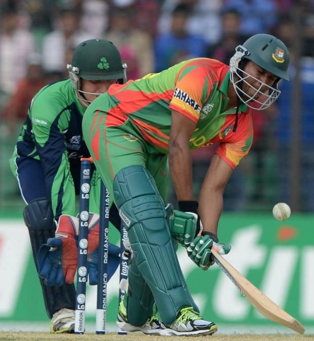 Bangladesh Trash Afghanistan in the Qualifying opener