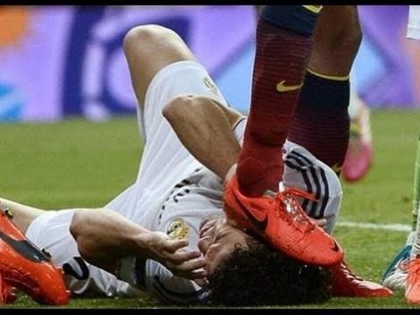El Clasico Barcelona beats Real Madrid 4-3 Highlights 23.03.2014