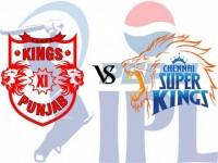 Chennai Super Kings vs Kings XI Punjab: Kings Faceoff